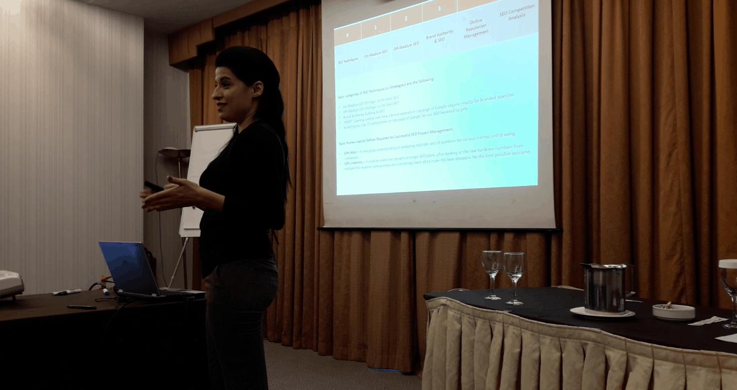 SEO GREECE Σεμιναρια προωθησης και βελτιστοποιησης ιστοσελιδων divani caravel hotel